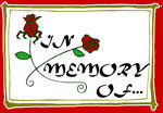 In Memory of our Deceased Membership
